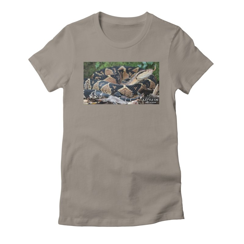 Bushmaster Women's T-Shirt by Dav Kaufman's Swag Shop!