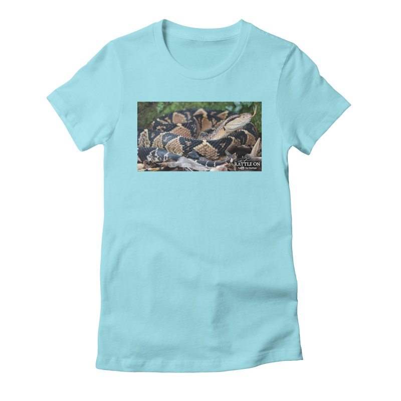 Bushmaster Women's Fitted T-Shirt by Dav Kaufman's Swag Shop!