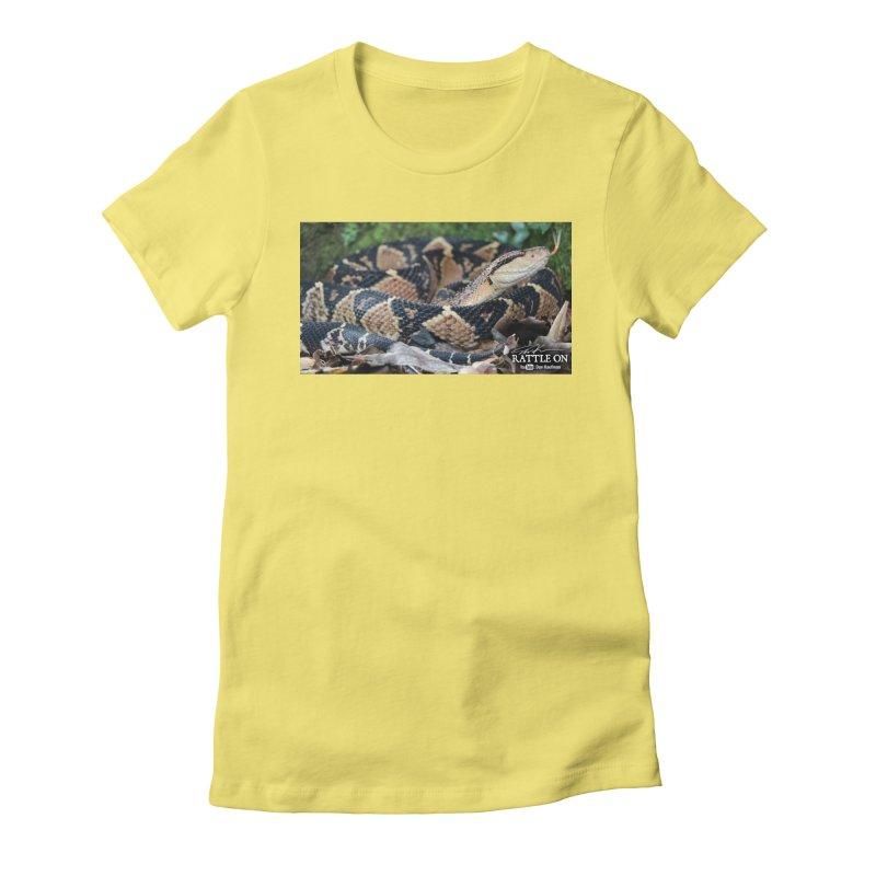 Bushmaster Women's T-Shirt by Dav Kaufman's Swag Shop!