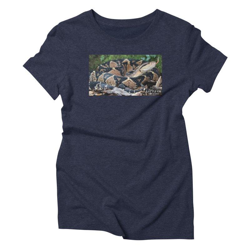 Bushmaster Women's Triblend T-shirt by Dav Kaufman's Swag Shop!