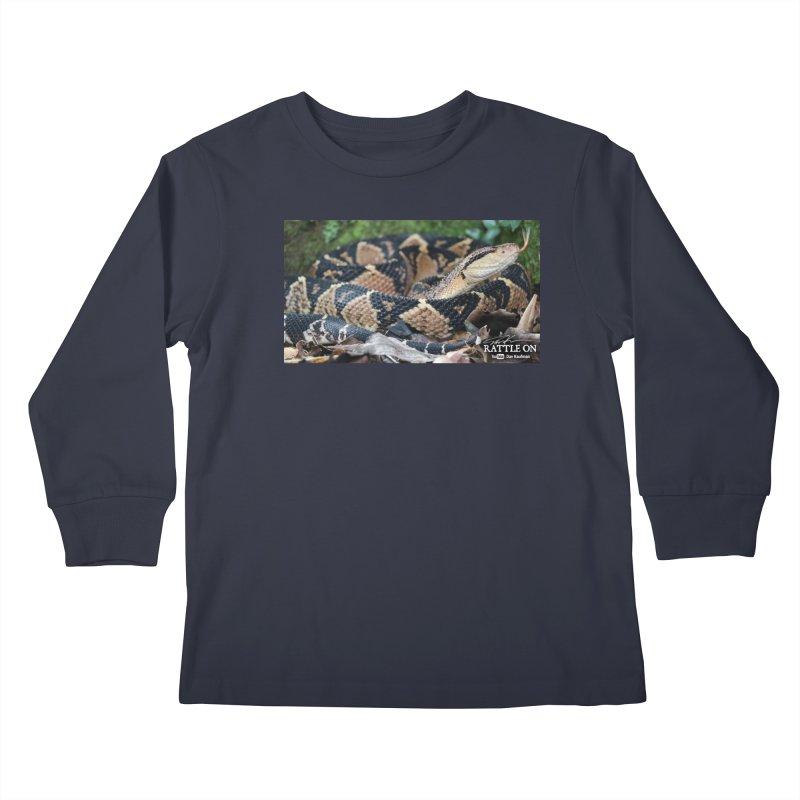 Bushmaster Kids Longsleeve T-Shirt by Dav Kaufman's Swag Shop!