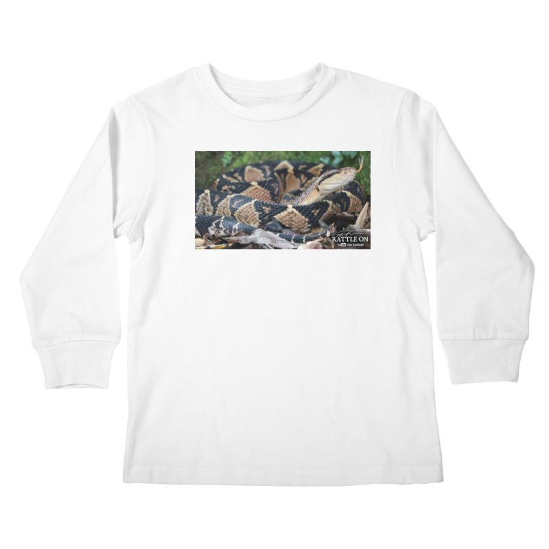 Bushmaster Kids Longsleeve T-Shirt by Dav Kaufman's Swag Shop!