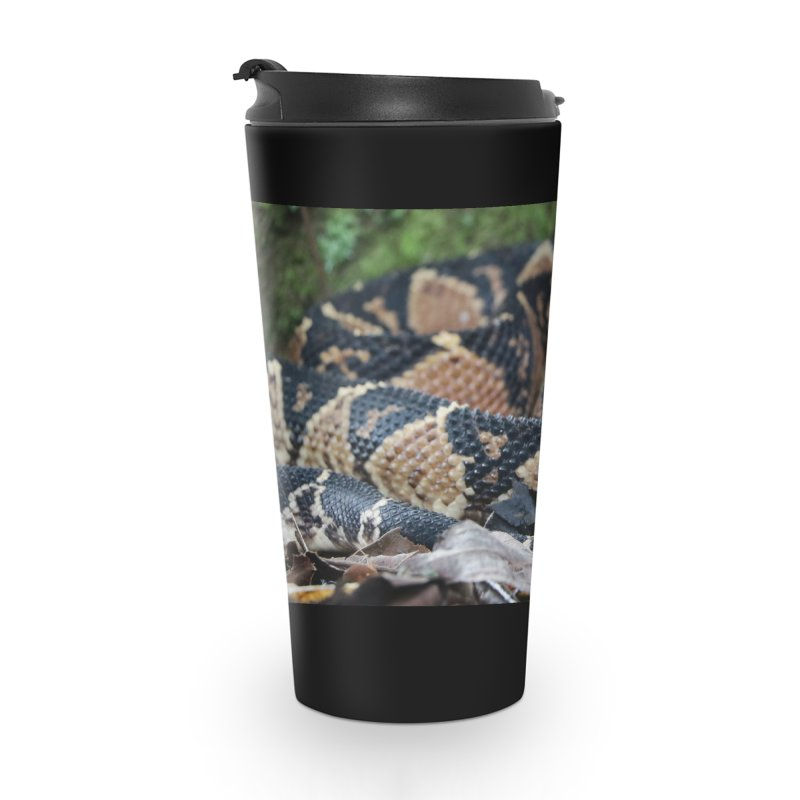 Bushmaster Accessories Travel Mug by Dav Kaufman's Swag Shop!