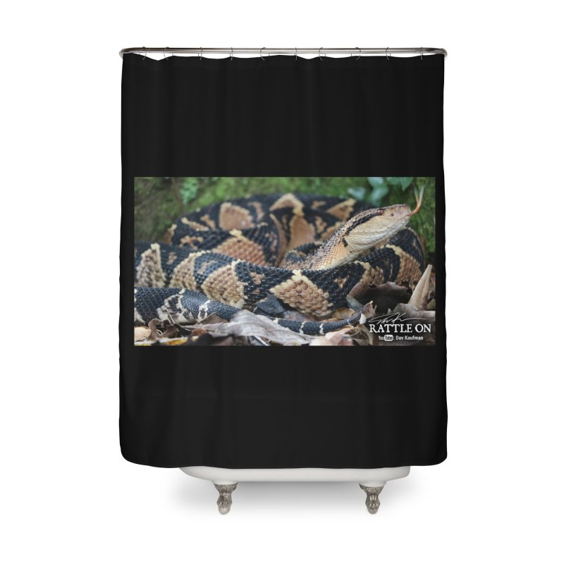 Bushmaster Home Shower Curtain by Dav Kaufman's Swag Shop!