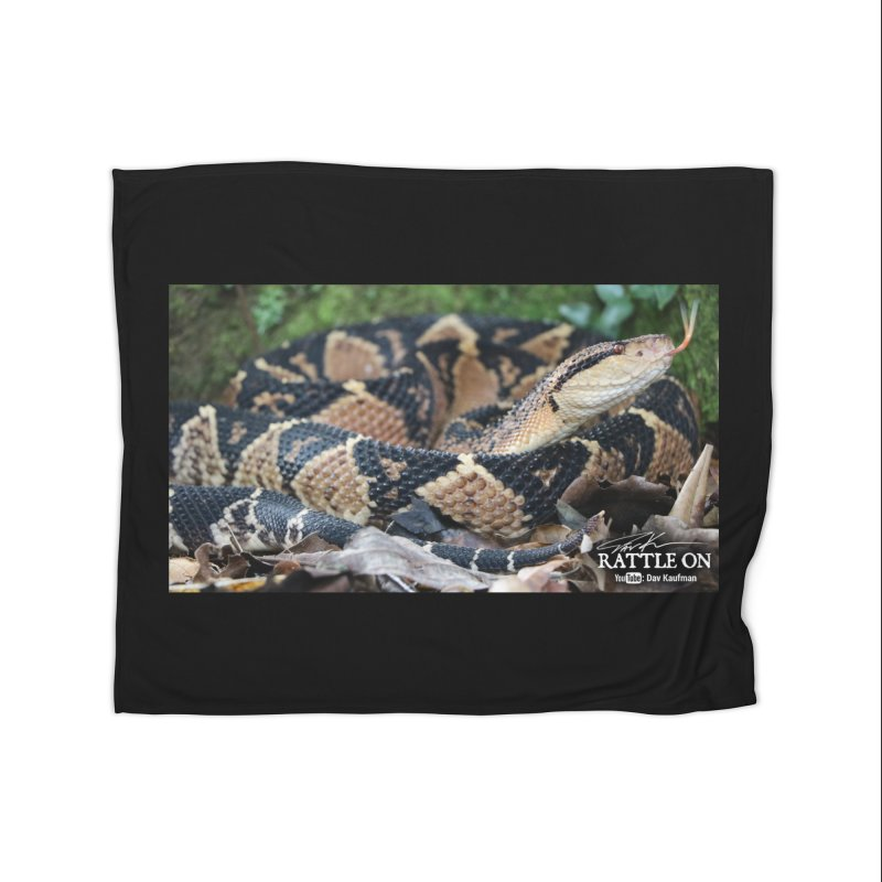Bushmaster Home Blanket by Dav Kaufman's Swag Shop!