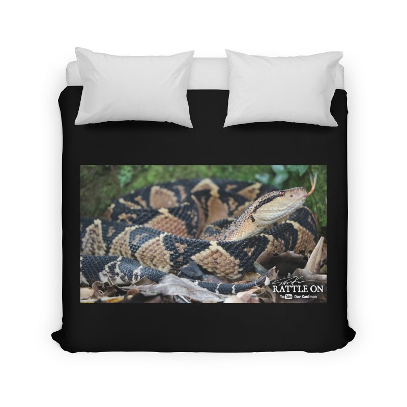 Bushmaster Home Duvet by Dav Kaufman's Swag Shop!
