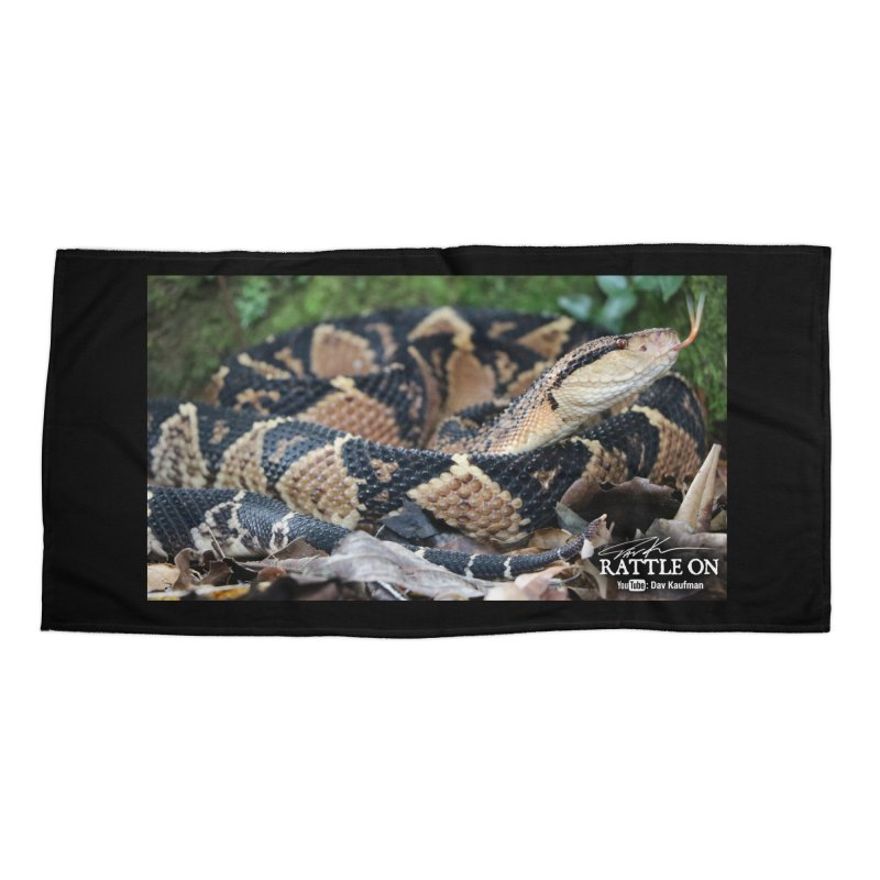 Bushmaster Accessories Beach Towel by Dav Kaufman's Swag Shop!