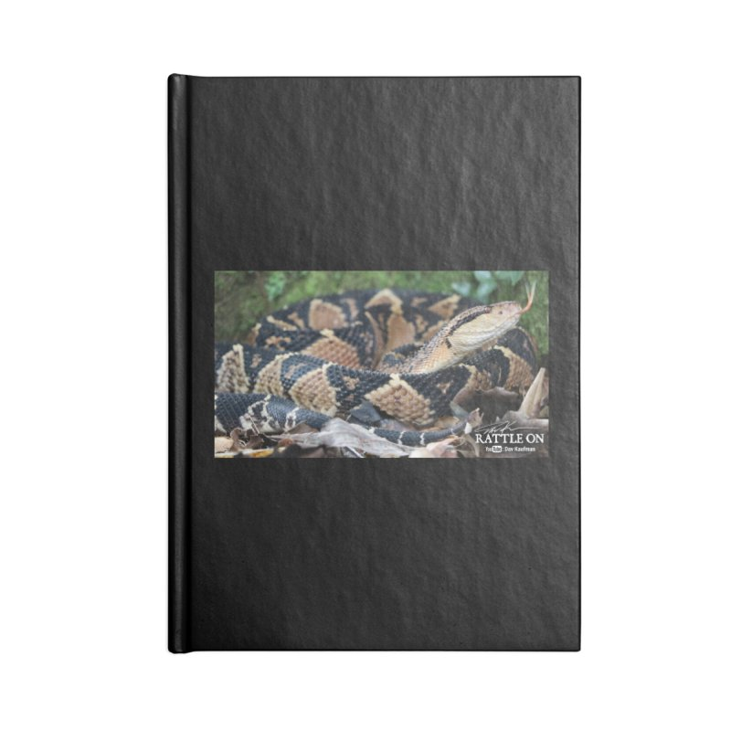 Bushmaster Accessories Blank Journal Notebook by Dav Kaufman's Swag Shop!