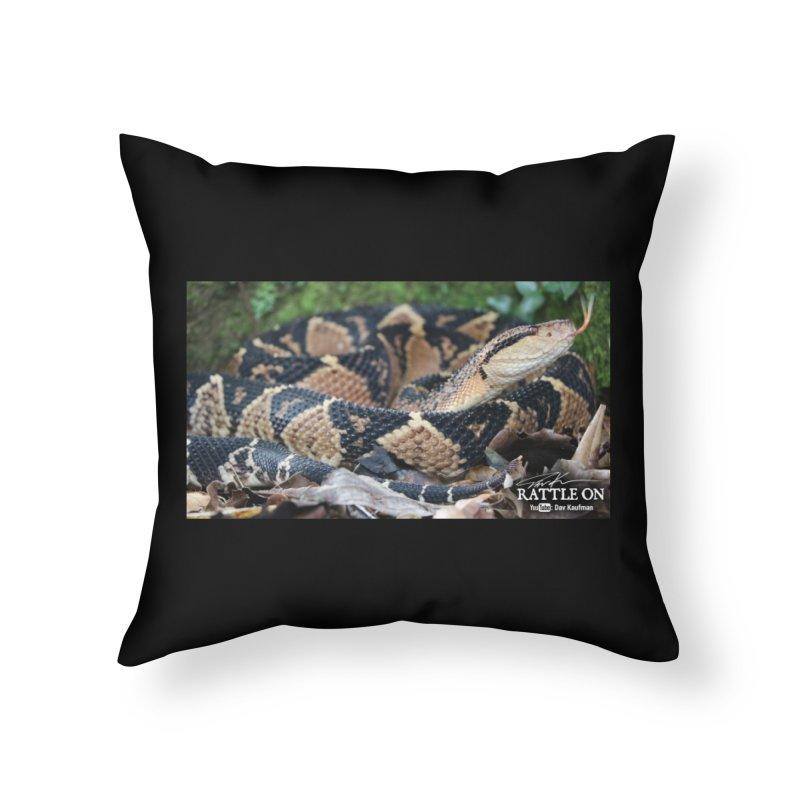 Bushmaster Home Throw Pillow by Dav Kaufman's Swag Shop!