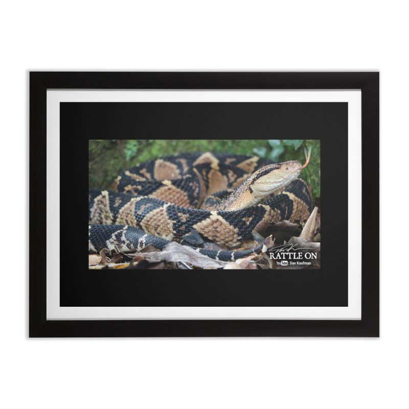 Bushmaster Home Framed Fine Art Print by Dav Kaufman's Swag Shop!