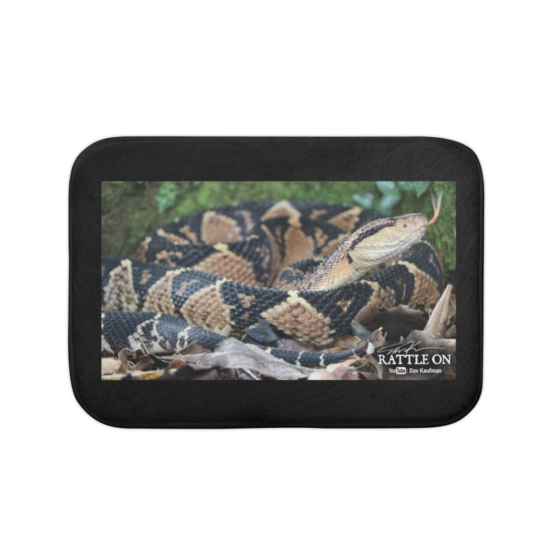 Bushmaster Home Bath Mat by Dav Kaufman's Swag Shop!
