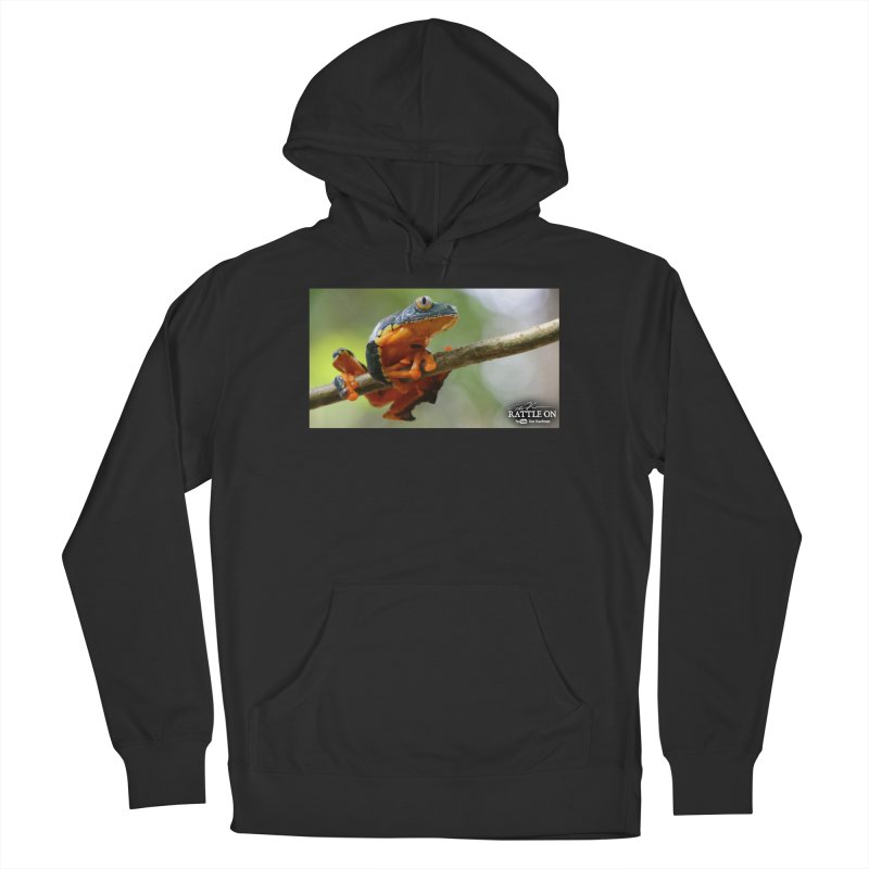 Amazon Leaf Frog Women's Pullover Hoody by Dav Kaufman's Swag Shop!
