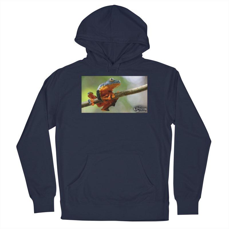 Amazon Leaf Frog Men's Pullover Hoody by Dav Kaufman's Swag Shop!
