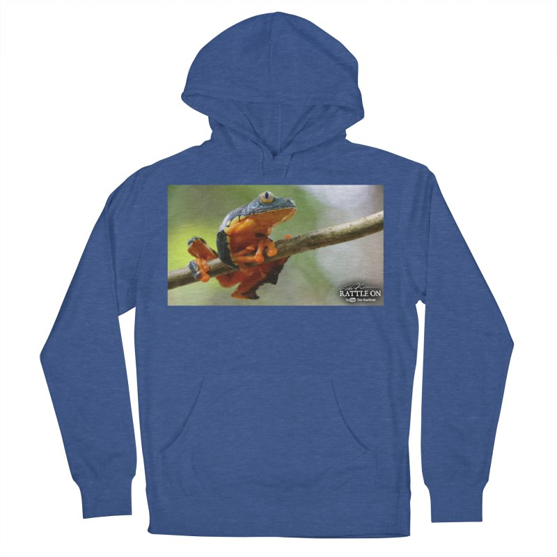 Amazon Leaf Frog Men's Pullover Hoody by Dav Kaufman's Swag Shop!