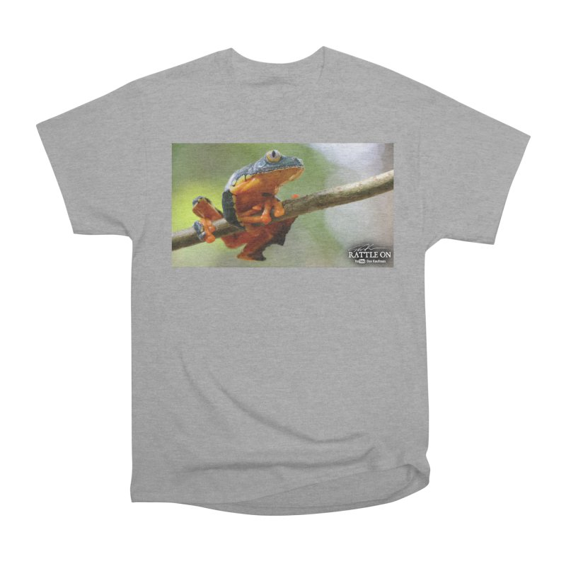 Amazon Leaf Frog Men's Classic T-Shirt by Dav Kaufman's Swag Shop!