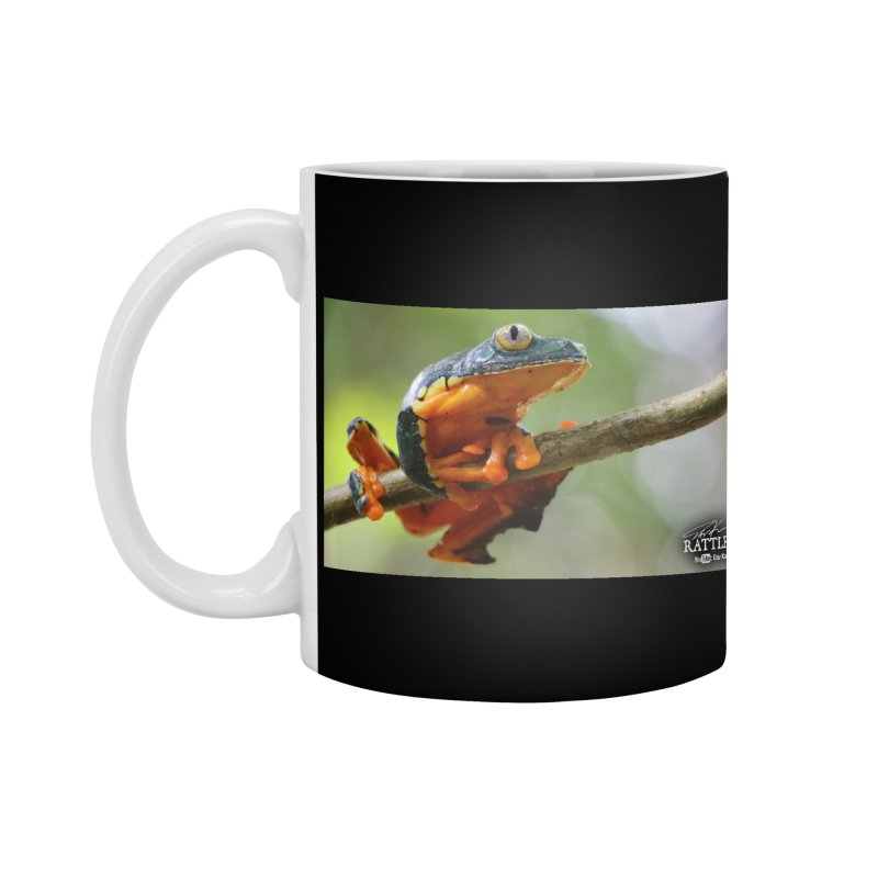 Amazon Leaf Frog Accessories Mug by Dav Kaufman's Swag Shop!