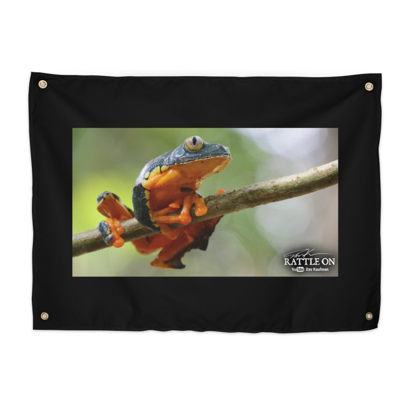 Amazon Leaf Frog Home Tapestry by Dav Kaufman's Swag Shop!
