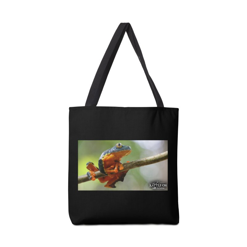 Amazon Leaf Frog Accessories Bag by Dav Kaufman's Swag Shop!