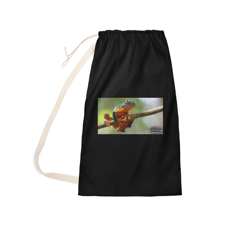 Amazon Leaf Frog Accessories Laundry Bag Bag by Dav Kaufman's Swag Shop!