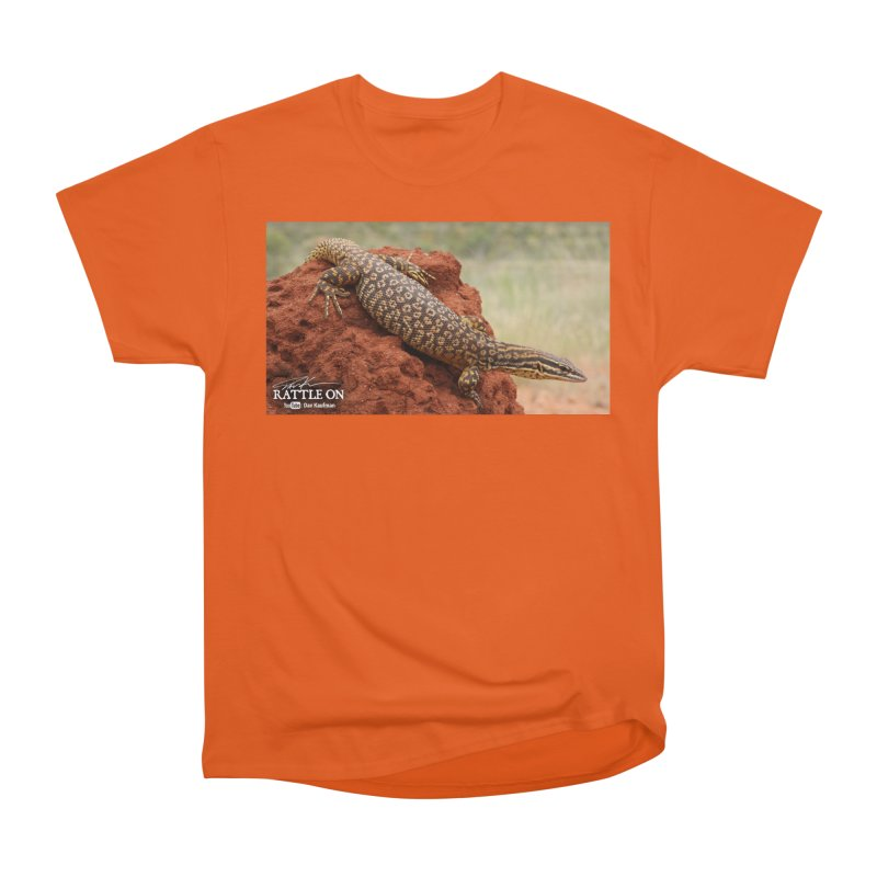 Red Ackie Women's T-Shirt by Dav Kaufman's Swag Shop!