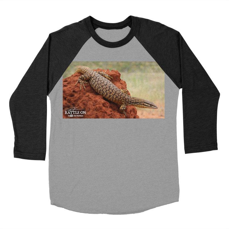 Red Ackie Women's Longsleeve T-Shirt by Dav Kaufman's Swag Shop!