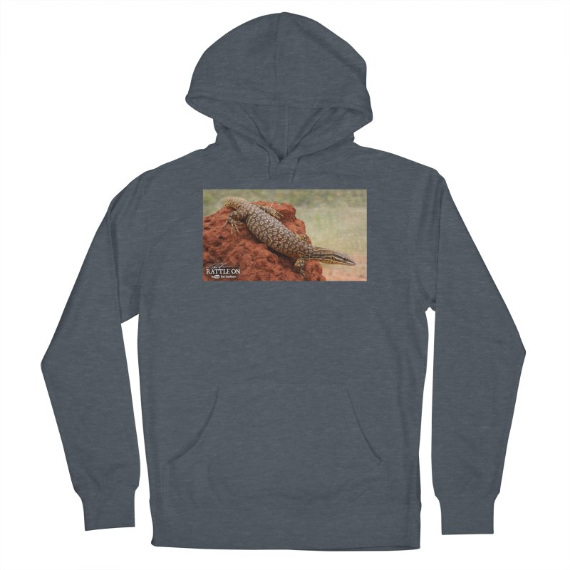 Red Ackie Women's French Terry Pullover Hoody by Dav Kaufman's Swag Shop!