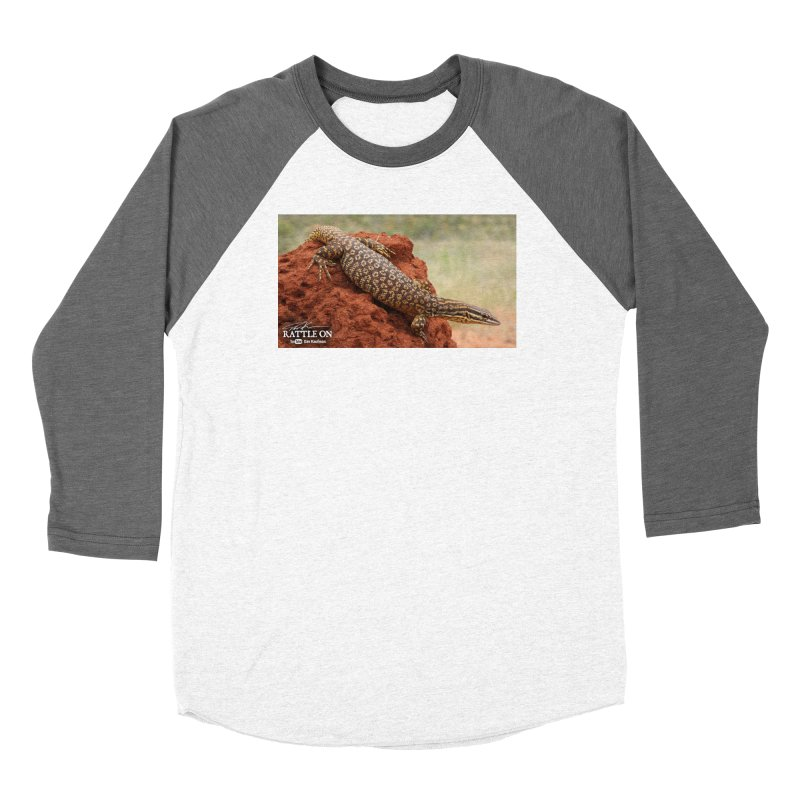 Red Ackie Women's Longsleeve T-Shirt by Dav Kaufman's Swag Shop!
