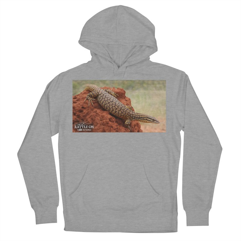 Red Ackie Women's Pullover Hoody by Dav Kaufman's Swag Shop!