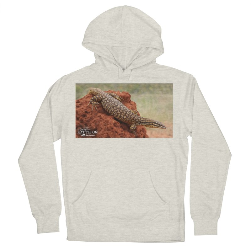 Red Ackie Men's Pullover Hoody by Dav Kaufman's Swag Shop!