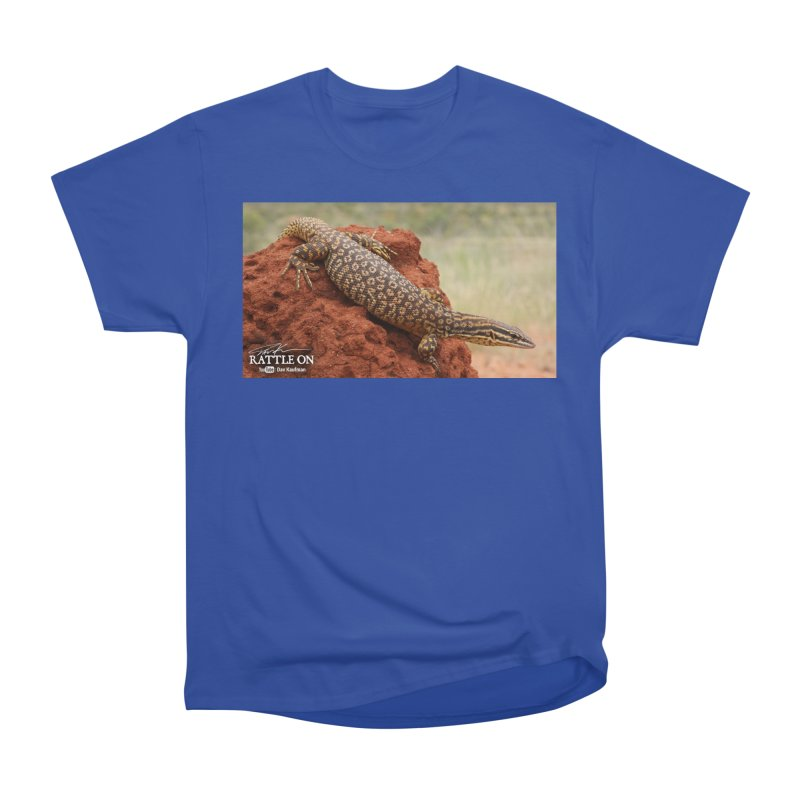 Red Ackie Women's Classic Unisex T-Shirt by Dav Kaufman's Swag Shop!