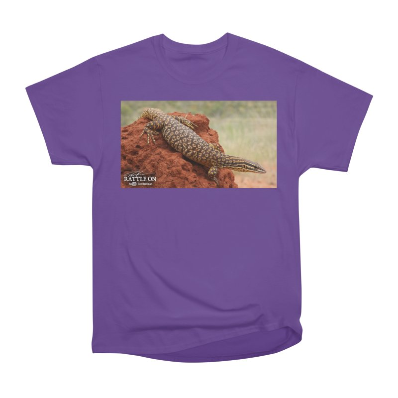 Red Ackie Men's T-Shirt by Dav Kaufman's Swag Shop!