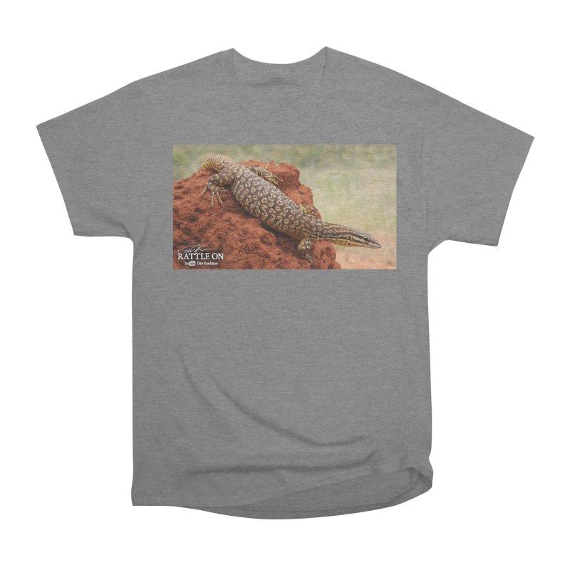 Red Ackie Women's Heavyweight Unisex T-Shirt by Dav Kaufman's Swag Shop!