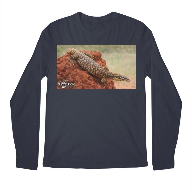 Red Ackie Men's Regular Longsleeve T-Shirt by Dav Kaufman's Swag Shop!