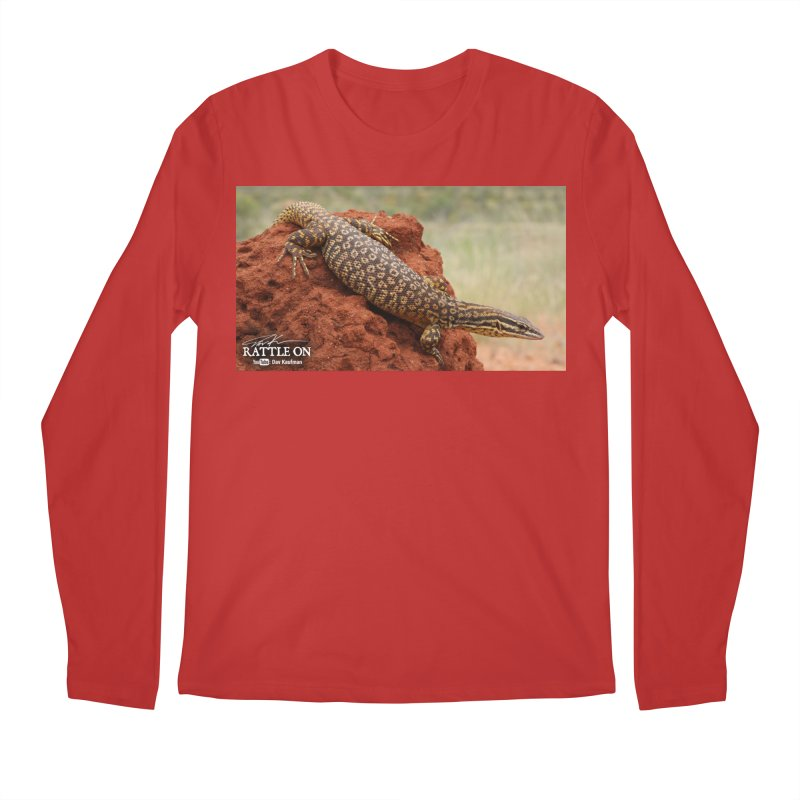 Red Ackie Men's Longsleeve T-Shirt by Dav Kaufman's Swag Shop!