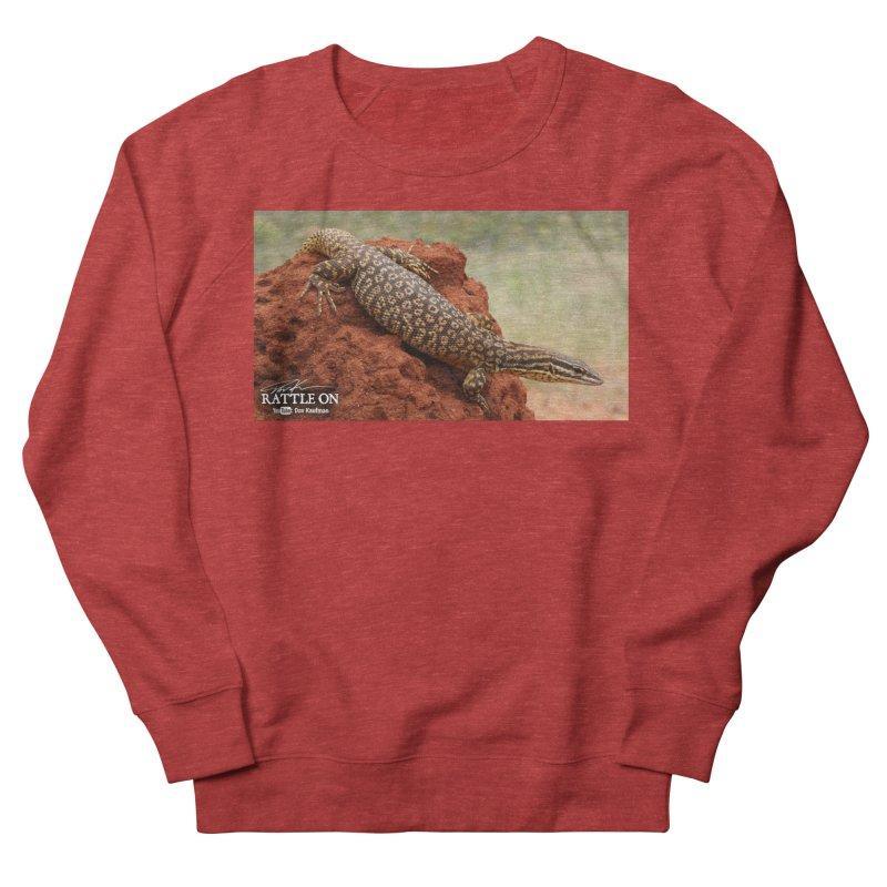 Red Ackie Women's Sweatshirt by Dav Kaufman's Swag Shop!