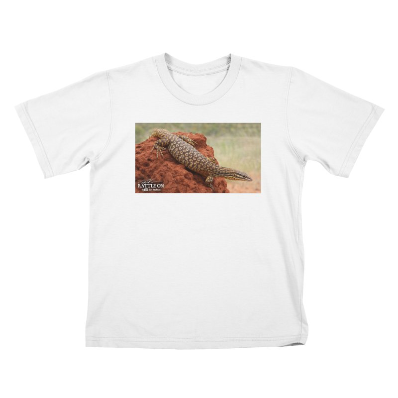 Red Ackie Kids T-Shirt by Dav Kaufman's Swag Shop!