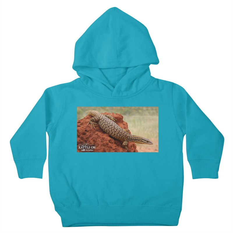 Red Ackie Kids Toddler Pullover Hoody by Dav Kaufman's Swag Shop!