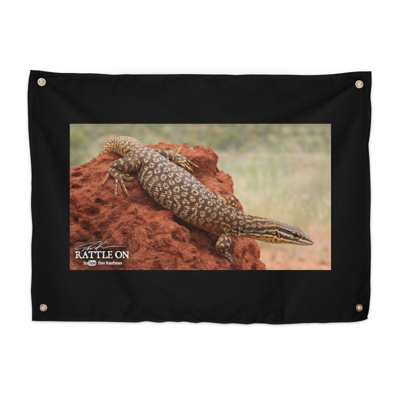 Red Ackie Home Tapestry by Dav Kaufman's Swag Shop!