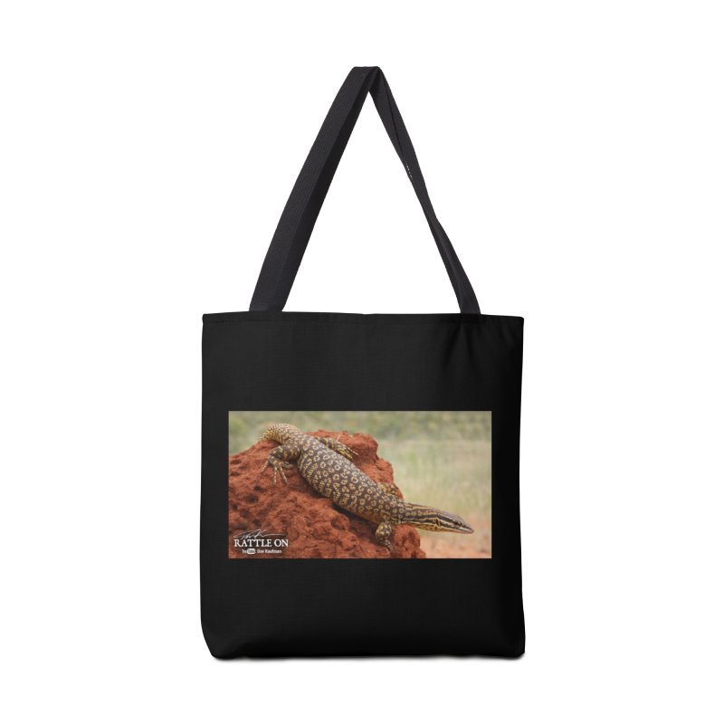 Red Ackie Accessories Tote Bag Bag by Dav Kaufman's Swag Shop!