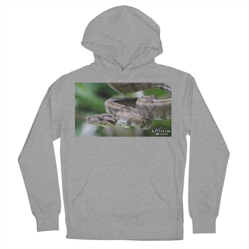 Amazon Tree Boa Women's Pullover Hoody by Dav Kaufman's Swag Shop!
