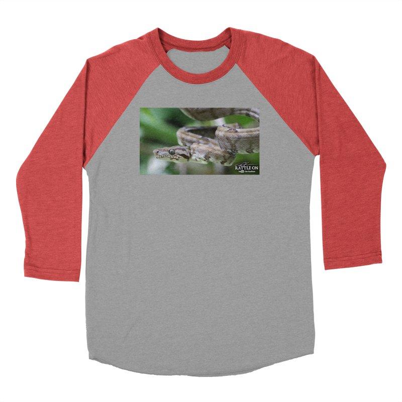 Amazon Tree Boa Men's Longsleeve T-Shirt by Dav Kaufman's Swag Shop!