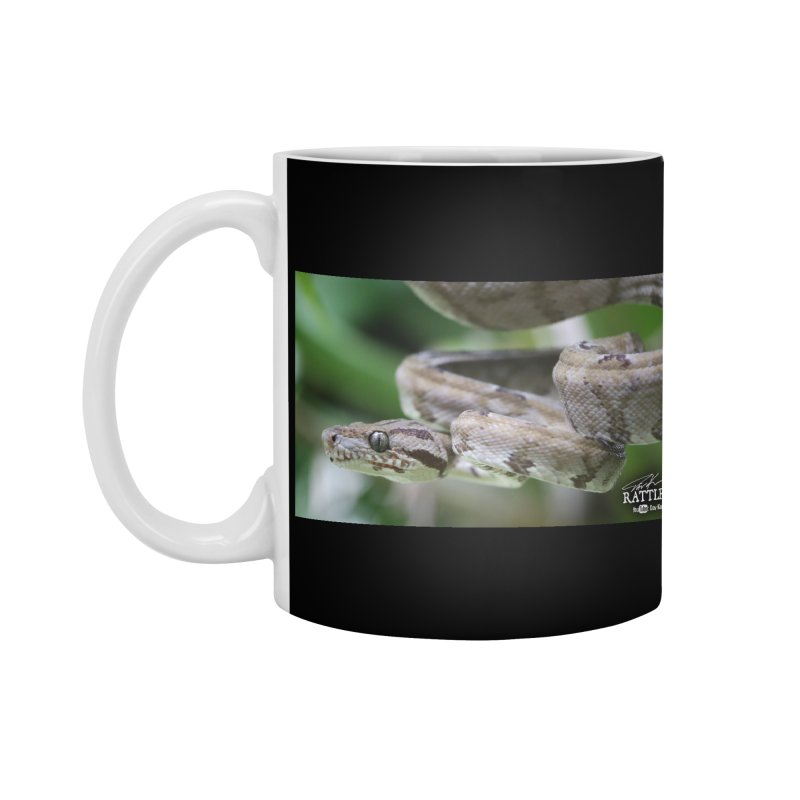 Amazon Tree Boa Accessories Standard Mug by Dav Kaufman's Swag Shop!