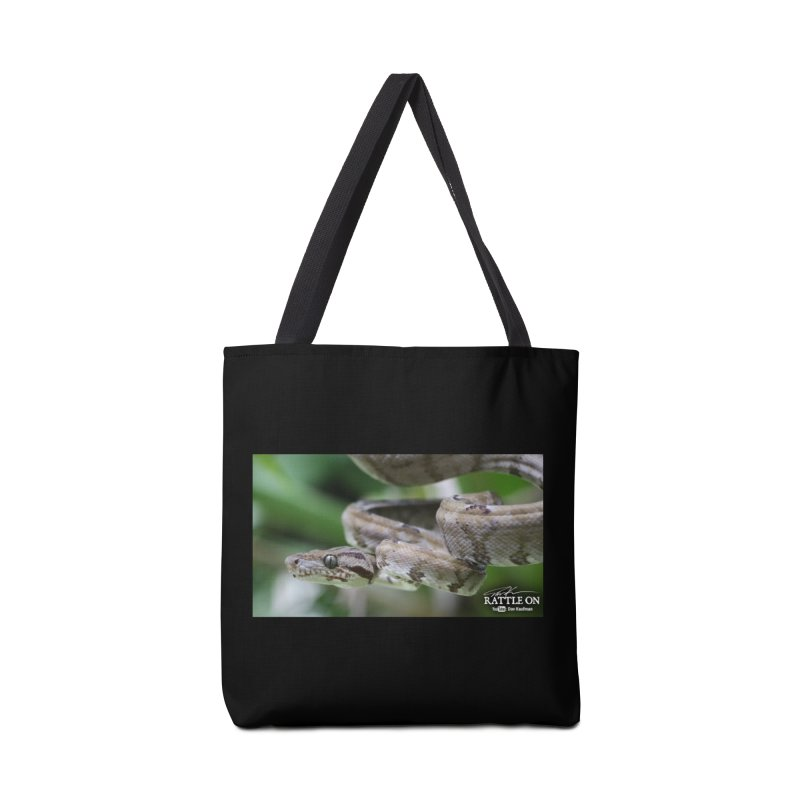Amazon Tree Boa Accessories Tote Bag Bag by Dav Kaufman's Swag Shop!