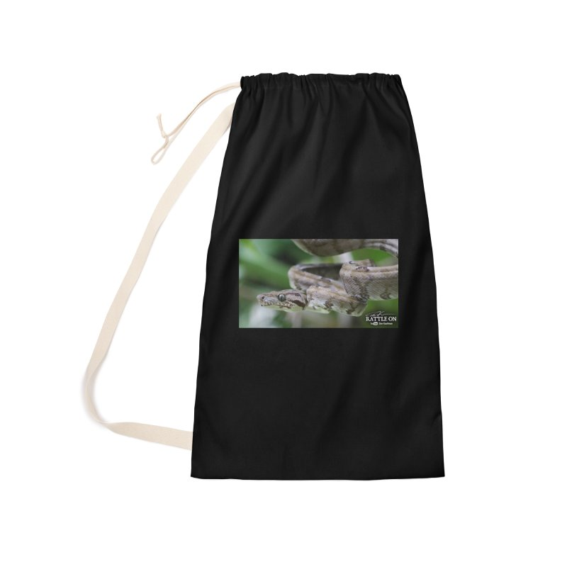 Amazon Tree Boa Accessories Laundry Bag Bag by Dav Kaufman's Swag Shop!