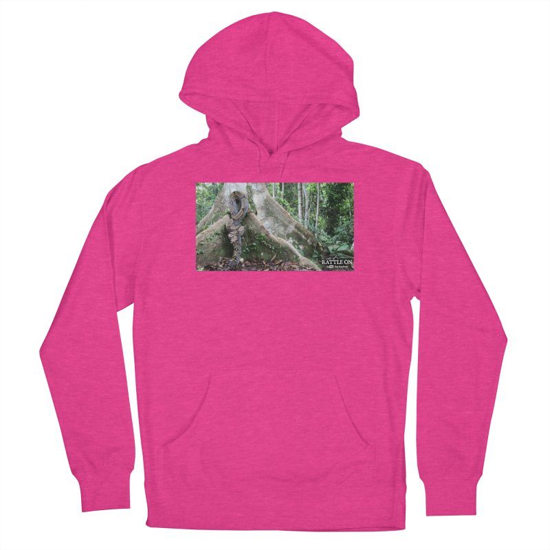 Peruvian Red-tailed Boa Men's Pullover Hoody by Dav Kaufman's Swag Shop!