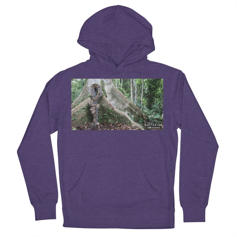 Peruvian Red-tailed Boa Women's Pullover Hoody by Dav Kaufman's Swag Shop!