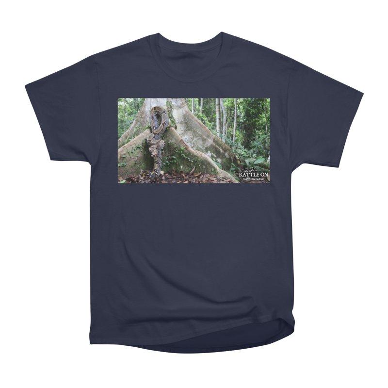Peruvian Red-tailed Boa Women's Classic Unisex T-Shirt by Dav Kaufman's Swag Shop!