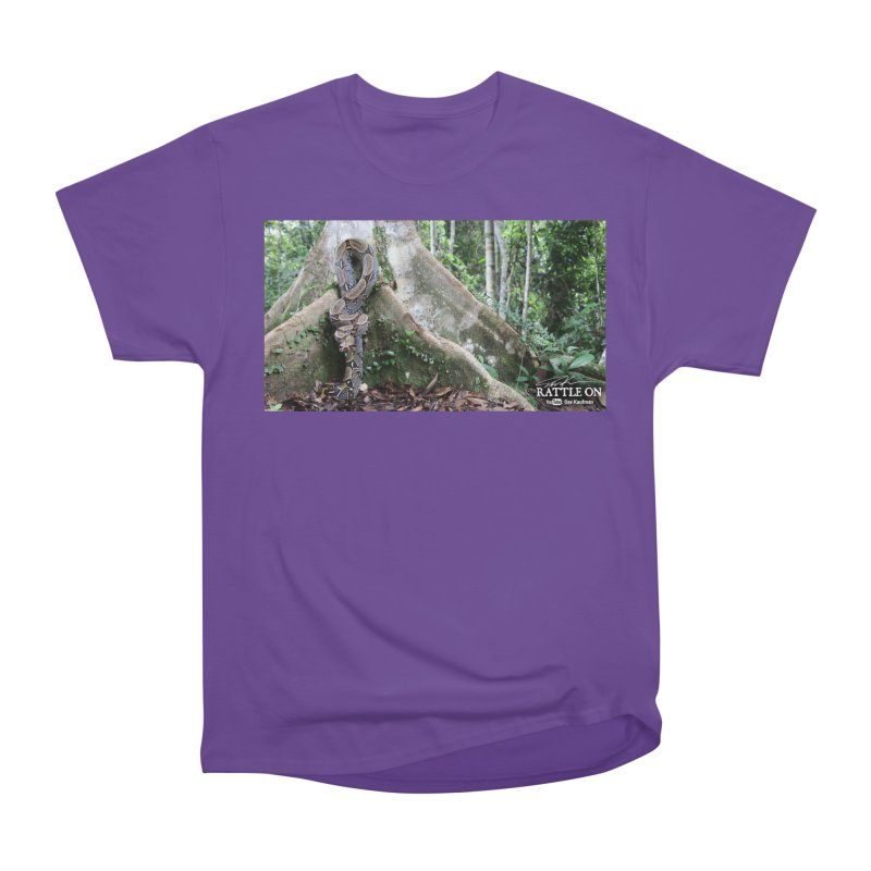 Peruvian Red-tailed Boa Men's Classic T-Shirt by Dav Kaufman's Swag Shop!