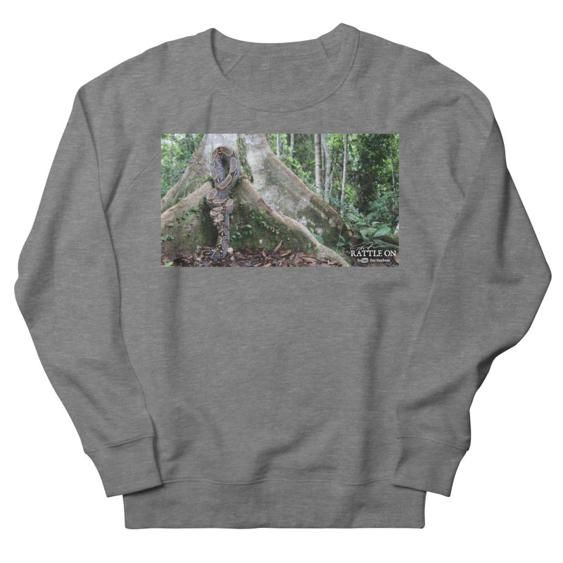 Peruvian Red-tailed Boa Women's Sweatshirt by Dav Kaufman's Swag Shop!