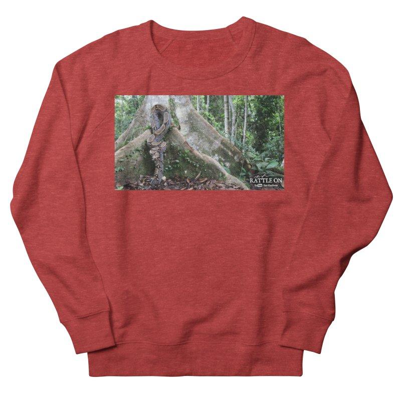 Peruvian Red-tailed Boa Women's Sweatshirt by Dav Kaufman's Swag Shop!